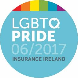 Insurance Ireland & It's Members Supporting the Pride Festival 2017