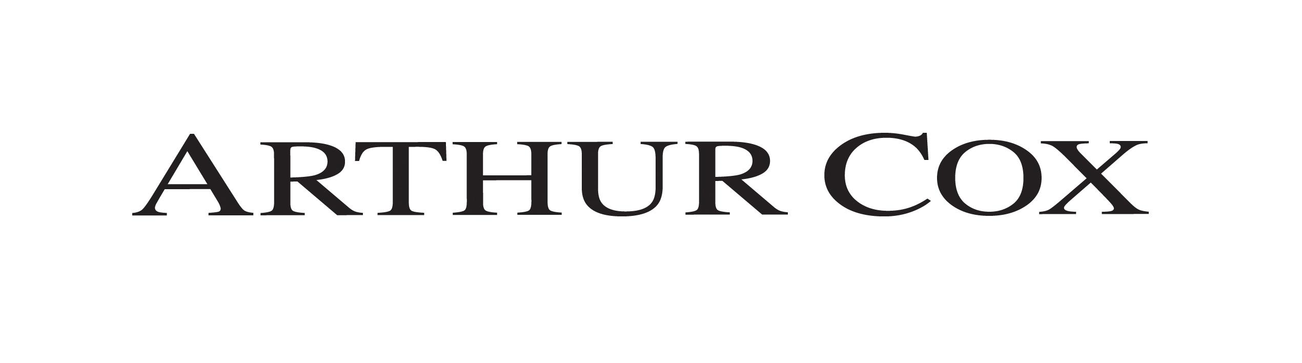 Image result for arthur cox logo