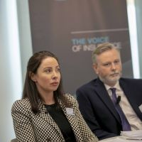 Insurance Ireland- Arthur Cox Lunch Briefing, 3 Oct